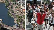 Pictures: Wizarding World of Harry Potter opening day