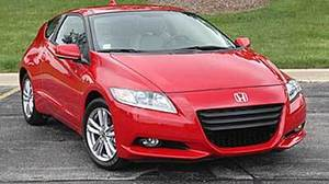 Zippy, efficient  Honda CR-Z: It's a hybrid too