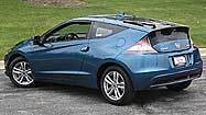 First drive: 2011 Honda CR-Z hybrid
