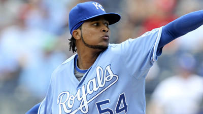 Dan Duquette talks about the rumors involving Ervin Santana and the Orioles