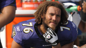 Ravens' Jah Reid arrested, charged with misdemeanor battery in Key West