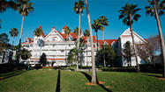 Hotels at Walt Disney World Resort