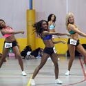 Ravens cheerleader tryouts