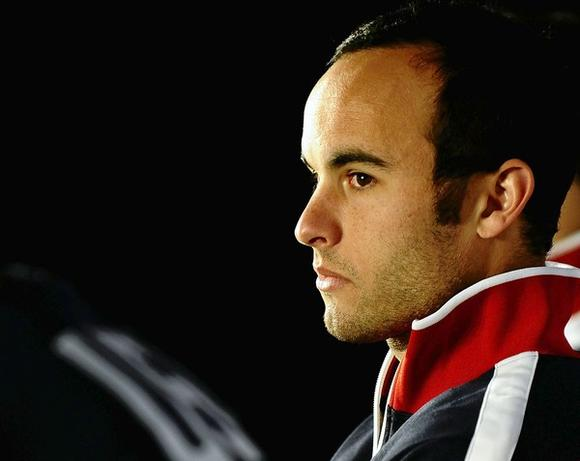 US midfielder Landon Donovan is the best-known of the current group of U.S. soccer players