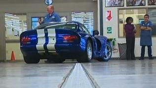 Video: Dodge Vipers ordered crushed by Chrysler