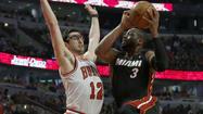 Photos: Bulls 95, Heat 88 (OT)