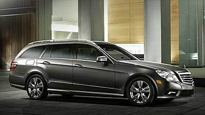 test drive: 2011 mercedes-benz e350 wagon review - chicago tribune