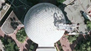 Pictures: Epcot from above