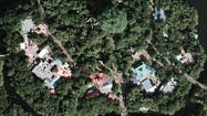 Pictures: Disney's Animal Kingdom from above