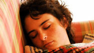 Transcript: Web chat on sleep problems: Noon, July 7