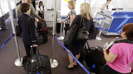 United Airlines says carry-on bag crackdown is reaction to become able to flyer complaints