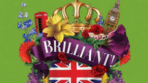 The British are coming — this time, with flowers