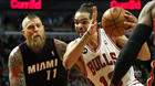 Joakim Noah's passion fuels Bulls' surprising run