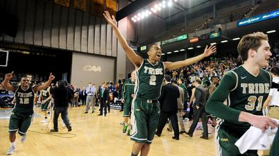 William and Mary tops Towson, plays Delaware for CAA title