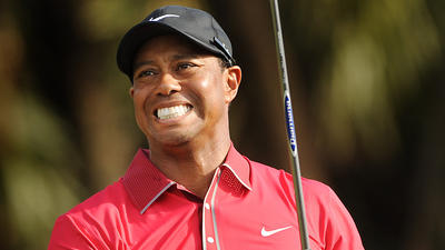 Is time beating down on Tiger Woods?