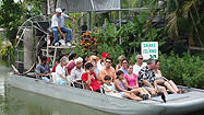 Florida Animal Attraction Guide: Everglades Alligator Farm, Florida City