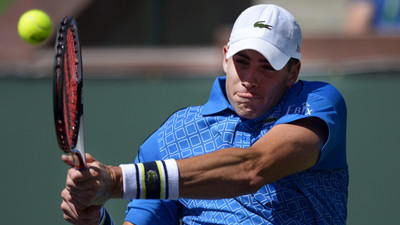 U.S. tennis players wilting in the Indian Wells desert