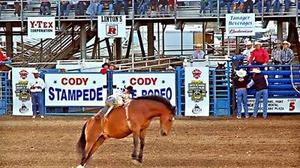 The spirit of the Wild West in Cody, Wyo.