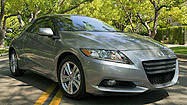 2011 Honda CR-Z hybrid is a sporty eco-activist