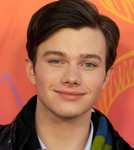 Chris Colfer, 'Glee'