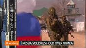 Russia Solidifies Hold Over Crimea