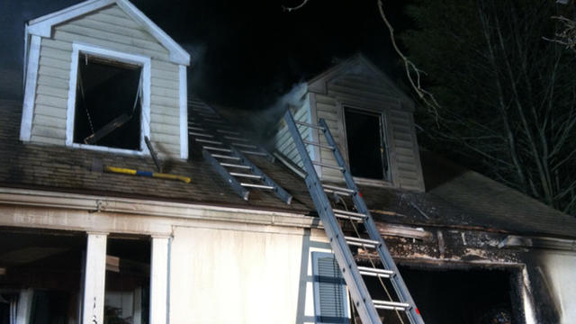 Fatal Fire In Fairfield
