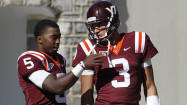 Pictures from Virginia Tech's 2010 football season