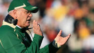 Pictures of Jimmye Laycock, William and Mary football coach