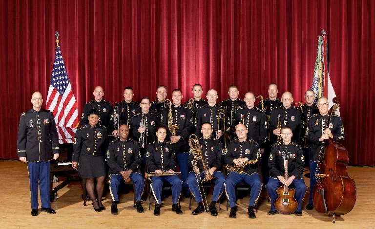 U.S. Army Jazz Band will perform March 20 at Glastonbury High School.