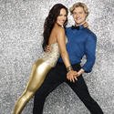 Sharna Burgess and Charlie White