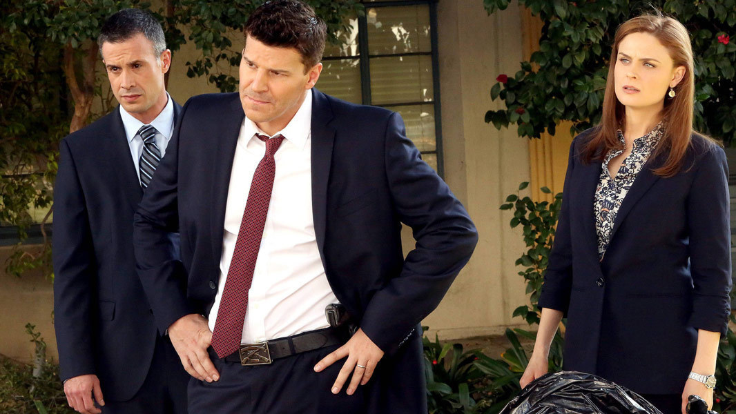 'Bones' Season 9, episode 16: 'The Source in the Sludge' photos