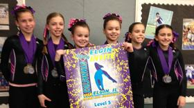 The Continuing Success of the Northwest Turners Gymnastics Team