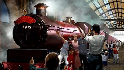 Universal Studios: More Hogwarts Express details unveiled Friday