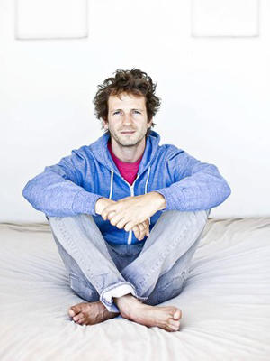 "Songwriter and record producer Lukasz Gottwald, better known as ""Dr. Luke."""