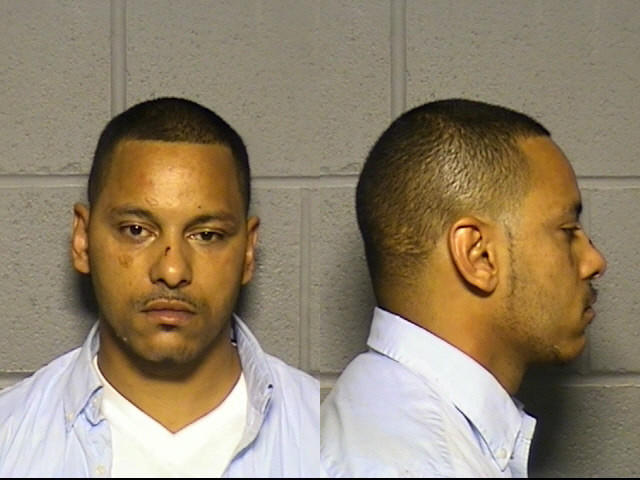 Travale Givens, 33, faces gun and drug charges after police searched his Hartford apartment.