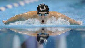 Phelps to swim 400 IM at Pan Pacific Swimming Championships