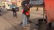 CDOT forms 'strike teams' to tackle city potholes
