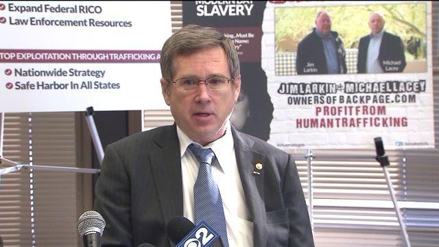 Video: Illinois politicians target sex trafficking