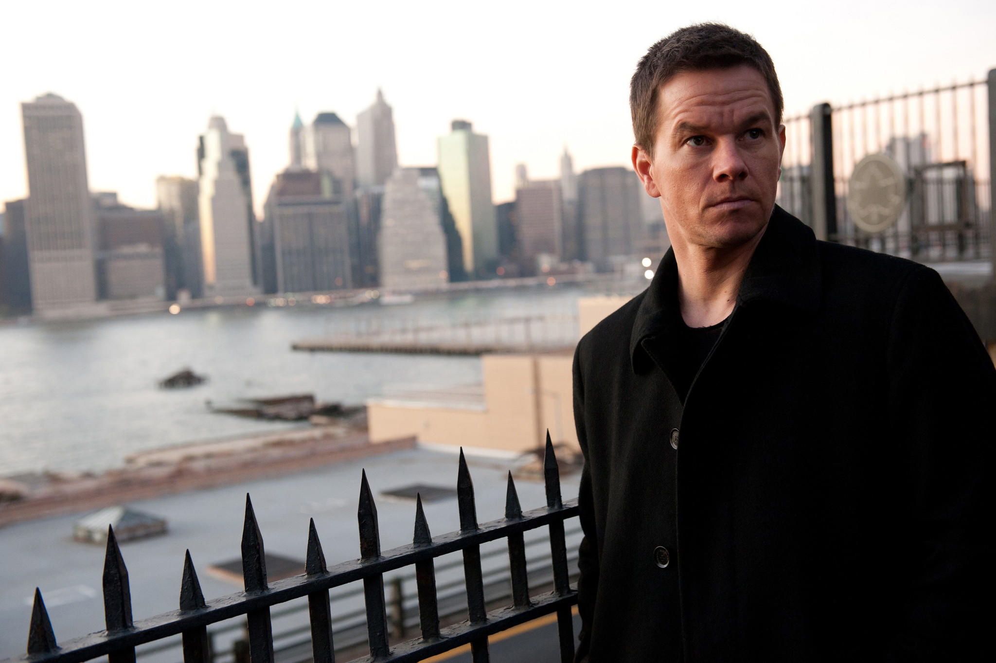 "Mark Wahlberg stars ""Broken City."""