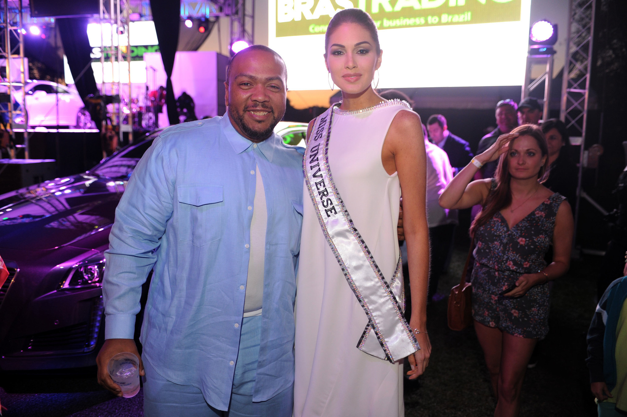 Celeb-spotting around South Florida - World Golf Championships-Cadillac Championship parties