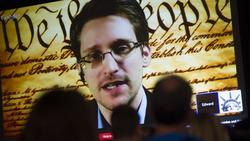 Related story: Edward Snowden tells tech-savvy crowd: Be Internet 'firefighters'
