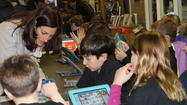 "The Joseph Sears Schools Hosts 5th Annual ""I Love Technology Night"" -- Students Teach the Parents!"
