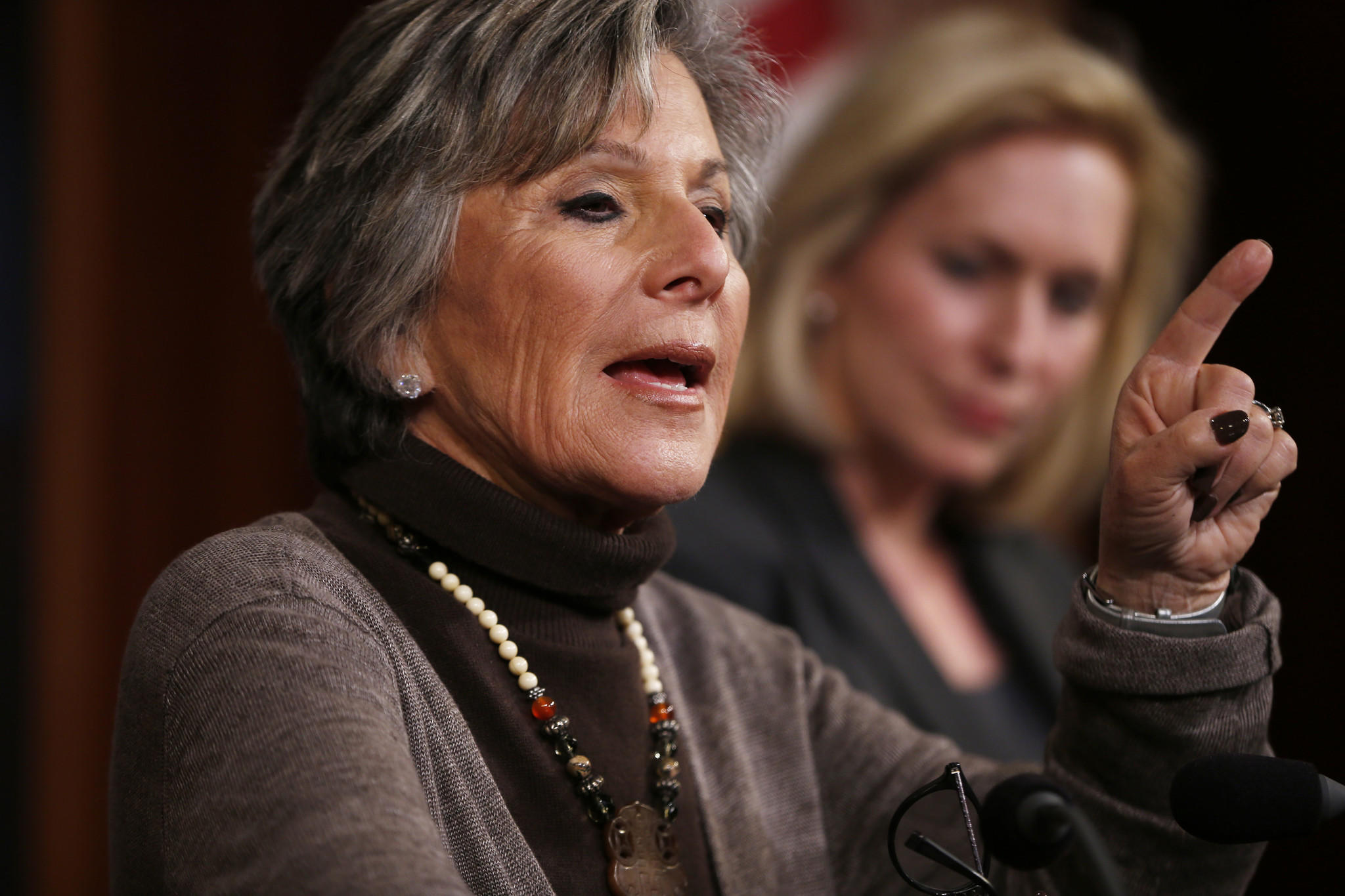 Sen. Barbara Boxer (D-Calif.) is a founder of the Climate Action Task Force.