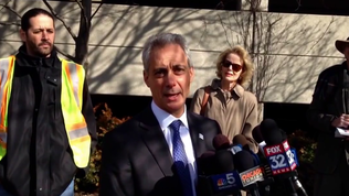 Video: Emanuel on potholes tearing up Chicago streets