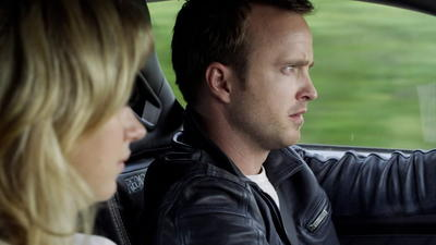 'Need for Speed' review: Back it up, Aaron Paul