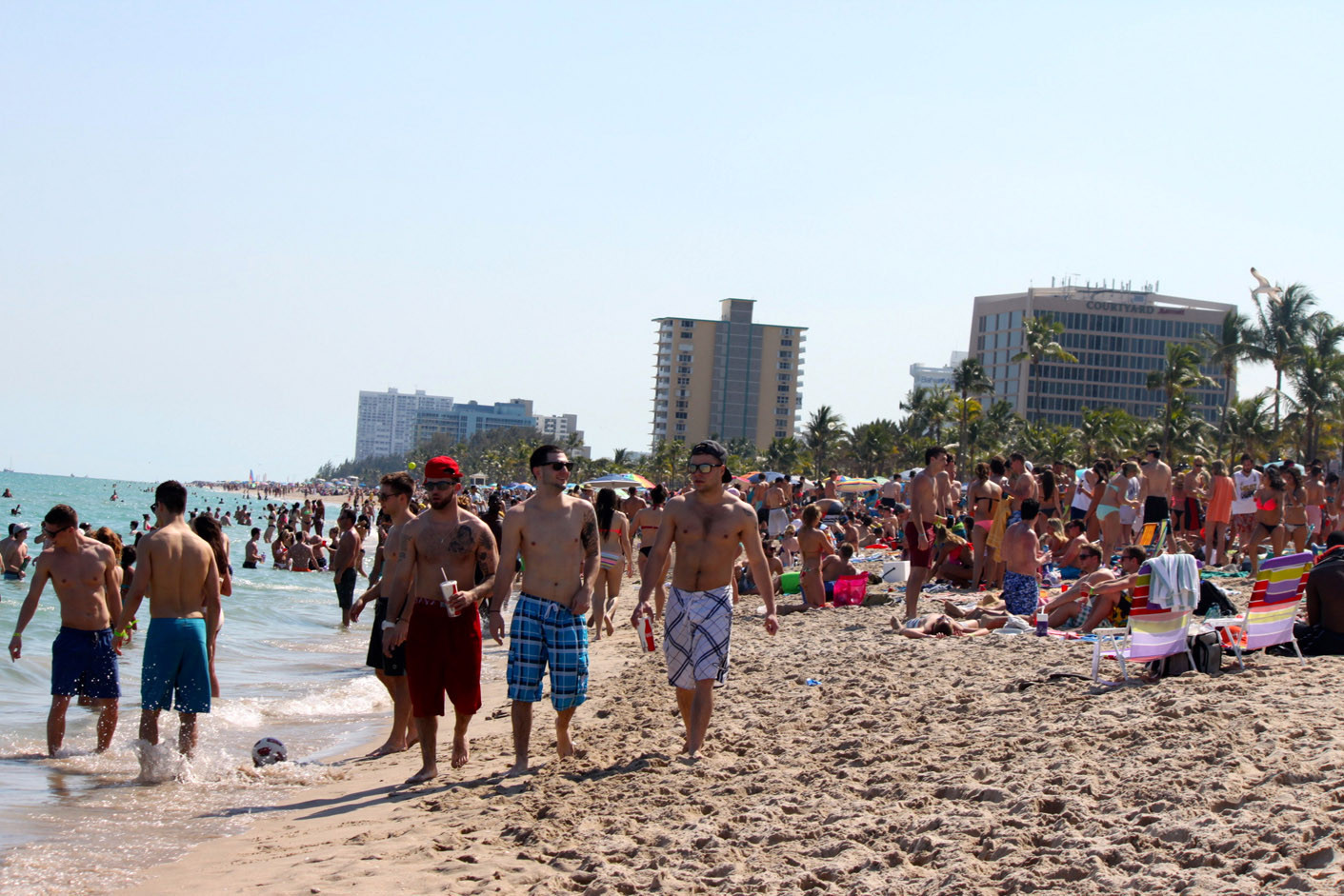 Photos: Spring break in Fort Lauderdale - Spring Break Fort Lauderdale 2014