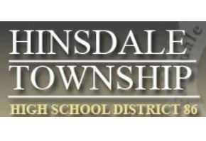 The logo of Hinsdale Township High School District 86.