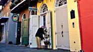 New Orleans' French Quarter: A novel place, still