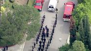 LAPD officer killed in crash: Memorial, donation fund set