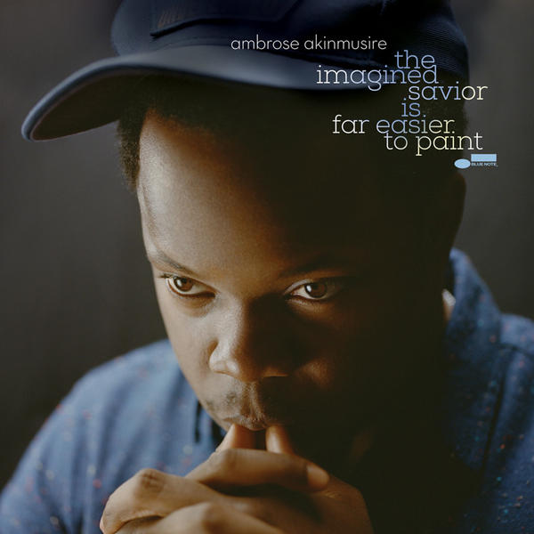 "Ambrose Akinmusire's latest is ""The Imagined Savior Is Far Easier to Paint."""